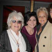 Catherine Lara fête ses 70 ans avec ses amies Muriel Robin et Sophie Davant !