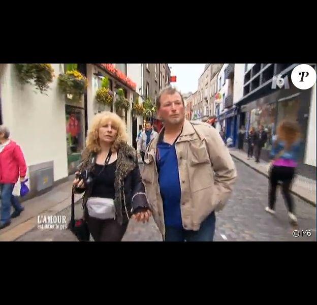 François et Marie-Line visitent Dublin - L'amour est dans le pré 2014 - Emission du 25 août 2014.