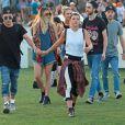 """Sofia Richie - People au 1er jour du Festival """"Coachella Valley Music and Arts"""" à Indio le 10 avril 2015"""