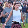 """Sofia Richie - People au 1er jour du Festival """"Coachella Valley Music and Arts"""" à Indio le 10 avril 2015."""