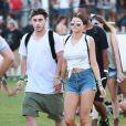 """Sofia Richie au 3ème jour du Festival de """"Coachella Valley Music and Arts"""" à Indio, le 11 avril 2015"""