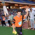 Michael Gregorio lors du Charity Football Game au Grand Stade de Marrakech, le 14 juin 2015