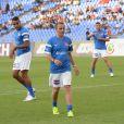 Elie Semoun lors du Charity Football Game au Grand Stade de Marrakech, le 14 juin 2015