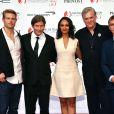 Trevor Donovan, Crispin Glover, Cynthia Addai-Robinson, Christopher McDonald et Robert Knepper - 55e Festival de Télévision de Monte-Carlo à Monaco le 15 juin 2015.