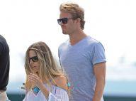 Nico Rosberg et Vivian, enceinte : Pause détente en amoureux pour le pilote F1