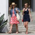 Exclusif - Reese Witherspoon et sa fille Ava Philippe à Venice Beach, Los Angeles le 7juin 2015.