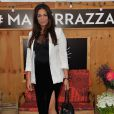 Lola Dewaere, lors de l'ouverture de la Terrazza Martini, à Paris, le 18 juin 2015.