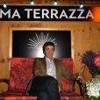 Ariel Wizman, lors de l'ouverture de la Terrazza Martini, à Paris, le 18 juin 2015.