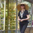 Susan Sarandon au 61e Taormina Film Fest, en Sicile, le 18 juin 2015