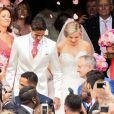 Le mariage de Raphaël Varane et Camille Tytgat à la mairie du Touquet puis en l'église Sainte-Jeanne d'Arc le 20 juin 2015