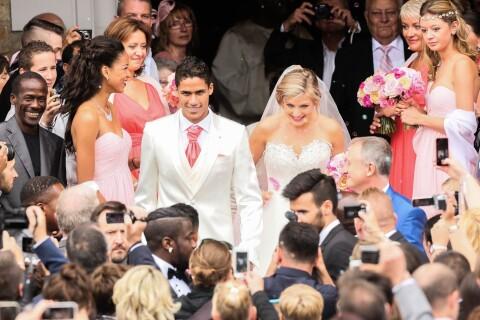 Mariage de Raphaël Varane et Camille Tytgat : Une cérémonie intime et heureuse