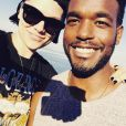 Jessie J publie une photo d'elle et son copain Luke James sur Instagram le 16 juin 2015.