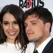 Josh Hutcherson : Peeta de Hunger Games très amoureux de sa belle Claudia