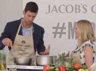 Novak Djokovic : Cuistot confirmé, la star goûte à ses souvenirs avec émotion