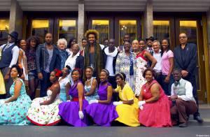 Gospel sur la Colline : Premières photos et teaser du show