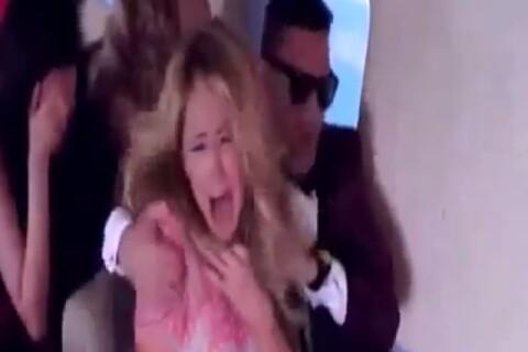 Paris Hilton, terrifiée, pense mourir après une blague de très mauvais goût...