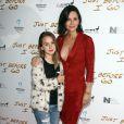 Courteney Cox et sa fille Coco Arquette à la première de «Just Before I Go» à Hollywood, le 20 avril 2015