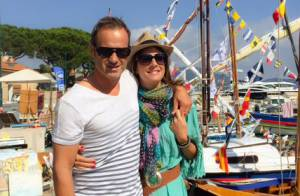 Eve Angeli : Elle présente son nouveau chéri Christophe et c'est un beau gosse !