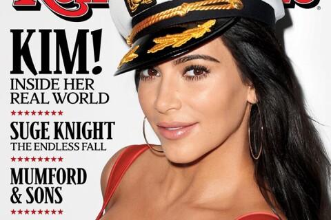 Kim Kardashian, enceinte : Un canon aux courbes affolantes pour Rolling Stone
