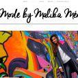 Mode by Malika, le blog de mode Malika Ménard, sorti en février 2015