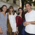 """Exclusif - Isabelle Giordano, Deniz Gamze Ergüven, Charles Gillibert - Soirée UniFrance films à l'occasion de la """"Fête du cinéma"""" à Paris le 2 juillet 2015."""
