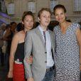 """Exclusif - Emmanuelle Bercot, Rod Paradot, Isabelle Giordano - Soirée UniFrance films à l'occasion de la """"Fête du cinéma"""" à Paris le 2 juillet 2015."""
