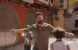 Kendji Girac : Accessible et jovial dans le clip Cool, un tube en puissance