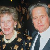 Michael Douglas en deuil : Mort de sa mère Diana