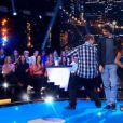 Shy'm déchaînée dans VTEP, le 11 juillet 2015 sur TF1.