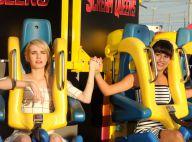 Emma Roberts et Lea Michele : Les Scream Queens adeptes de sensations fortes