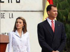 PHOTOS : Letizia d'Espagne, ¡ Que viva Mexico !