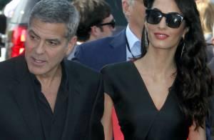Amal Clooney : Sa soeur et sosie Tala lui vole la vedette !