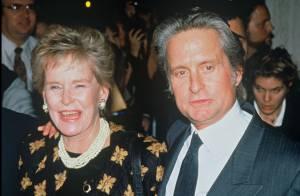 Michael Douglas et la mort de sa mère Diana : Il parle pour la première fois