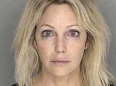 PHOTOS : L'arrestation d'Heather Locklear en images !