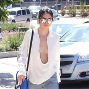Kendall Jenner : Comme sa petite soeur Kylie, elle s'offre un piercing sexy