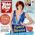 Magazine  Télé Star  en kiosques le 20 juillet 2015.