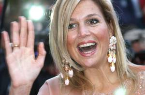 REPORTAGE PHOTOS : La princesse Maxima des Pays-Bas, maxi glamour !