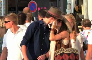 Capucine Anav et Louis Sarkozy en couple : Le baiser qui officialise à St-Tropez