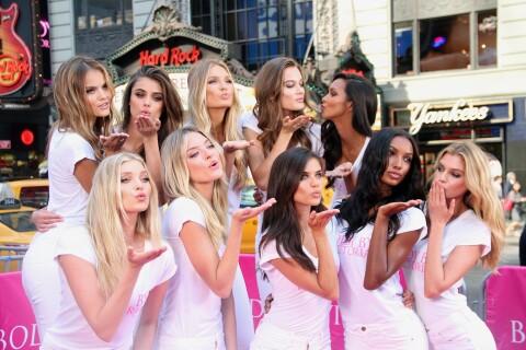 Victoria's Secret : Les 10 nouvelles bombes enflamment New York !