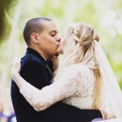 Ashlee Simpson et Evan Ross : Des photos intimes de leur mariage révélées