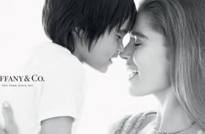 Doutzen Kroes : Campagne précieuse avec son fils, le top est une maman en or