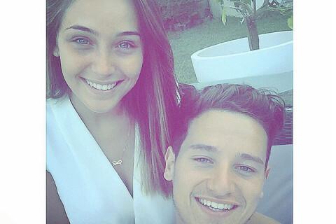 Florian Thauvin et la Miss Charlotte Pirroni : Duo amoureux pour un jury beauté