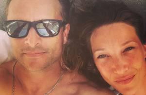 Laura Smet et David Hallyday : Vacances de rêve en famille à Ibiza !