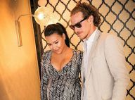 Naya Rivera, enceinte : Chic baby shower avec les stars de ''Glee''