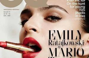 Emily Ratajkowski : Trop sexy pour le cinéma ? Elle donne son avis...