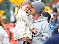 David Beckham mauvais père pour Harper ? Il s'emporte contre une journaliste !