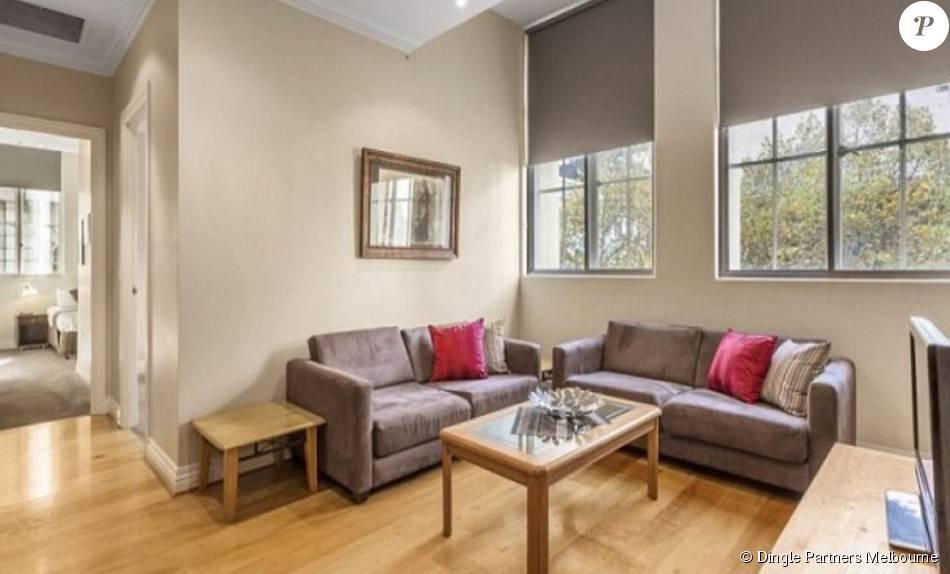 L'appartement de Hugh Jackman, vendu 740 000 dollars.