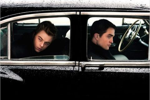 Robert Pattinson fasciné et attiré par James Dean dans Life