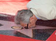 Al Schmitt étoilé à Hollywood, devant les amoureux Richie Sambora et Orianthi