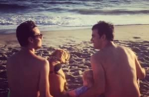 Alex Goude et son mari Romain : Premières vacances de rêve avec leur fils Elliot